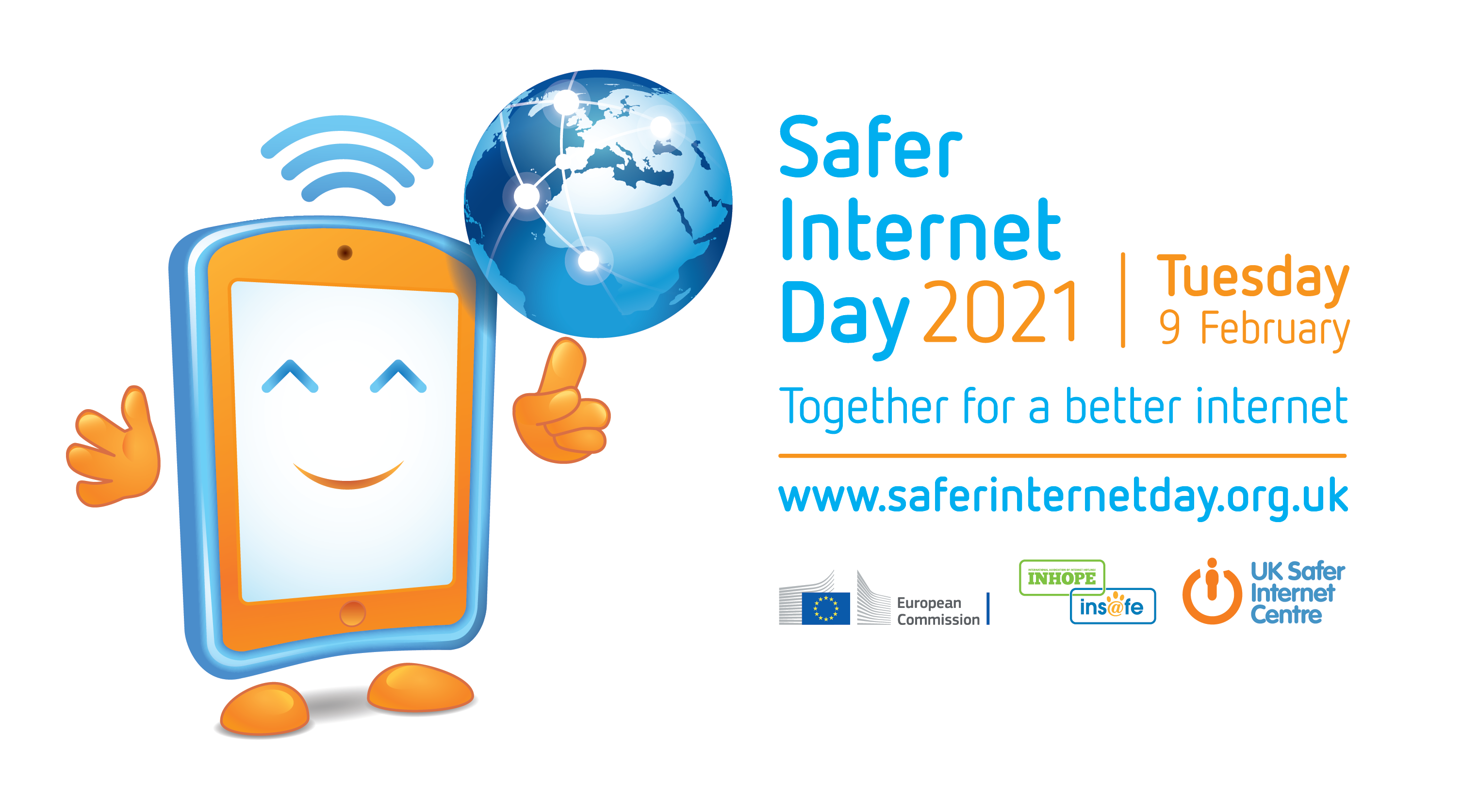 Infographic about Safer Internet Day
