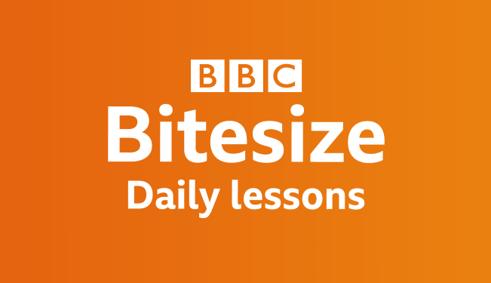 BBC Bitesize Daily Lessons logo