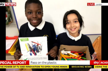Plastic Pollution Challenge films