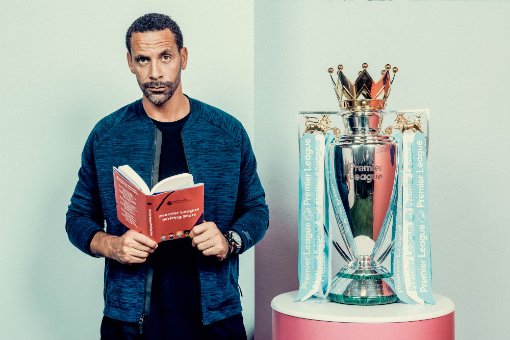 Famous faces write poems for Premier League Primary Stars